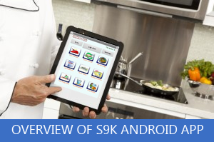 Overview of Sentry9000 HACCP Android App